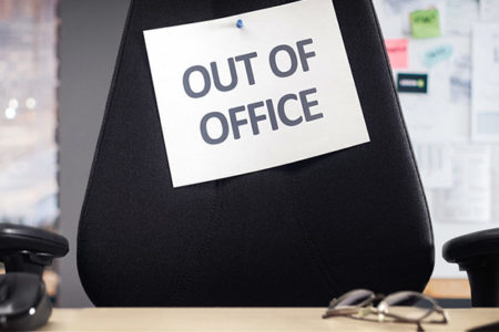 Plan Your Absence out of office