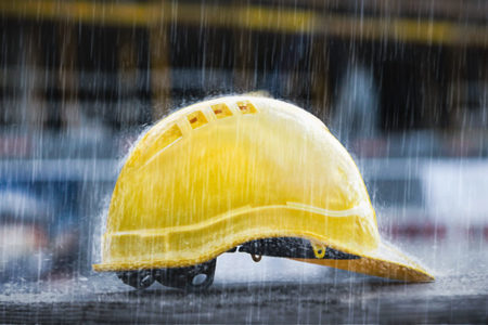 construction-summer-rain