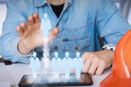 career and hiring control