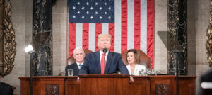 Photo By: The White House from Washington, DC - State of the Union 2020, Public Domain