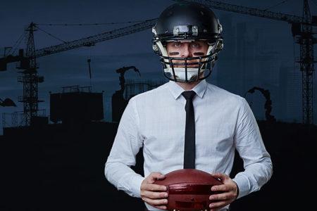 construction quarterback