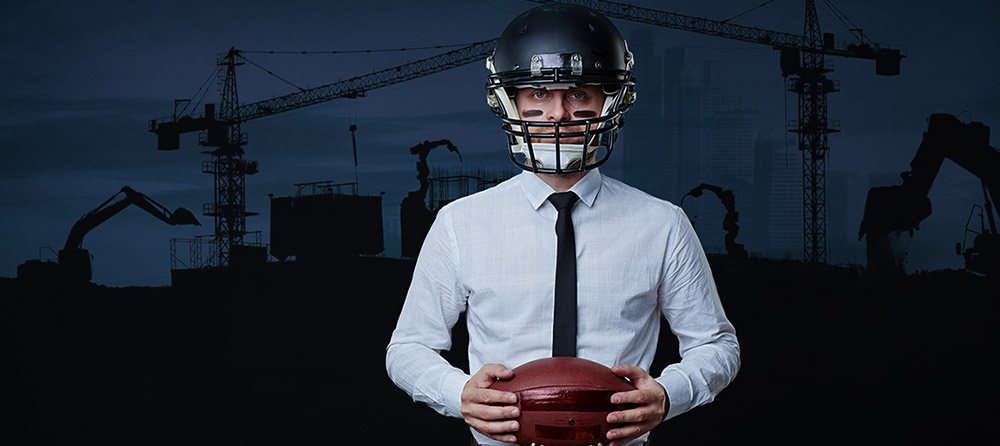 construction quarterback